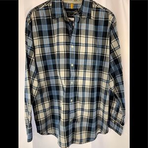 NWOT Nautica Jeans Co. Long Sleeved Button Down M7